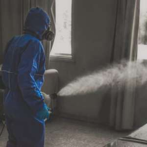 Haushaltsauflösung Entrümpelung Soest Ozonbehandlung nach Entrümpelung