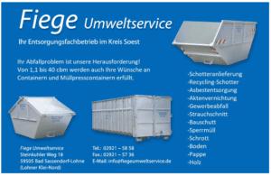 Logo Fiege Umweltservice